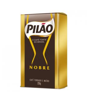 Cafe Pilao torrado e moido 250g