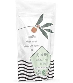LeeCoffee graos sabor intenso, dulce y con ligera acidez 250g
